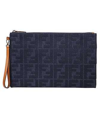 Fendi 8N0156 A9P2 DENIM Bag