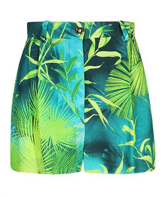 Versace A85704 A234700 JUNGLE PRINT Shorts