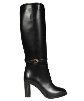 Gucci 658251 BKO00 GUCCI PRINT KNEE HIGH Boots