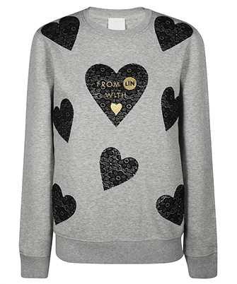 NIL&MON HUIT HEARTS Sweatshirt