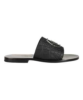 Philipp Plein P20S MSA 0117 PLE035N FLAT ORIGINAL Sandals