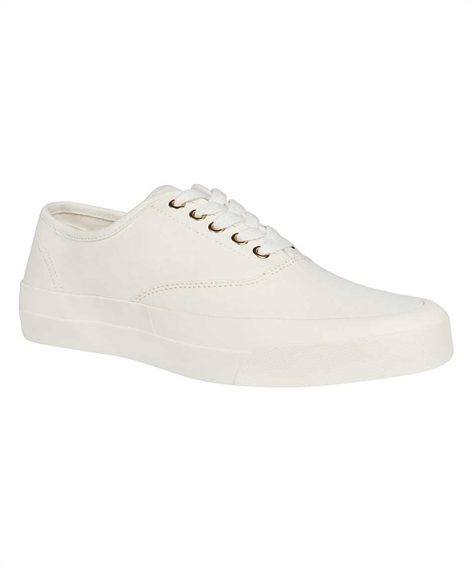 Maison Kitsune CU04706WW9000 CANVAS LACED Sneakers 2