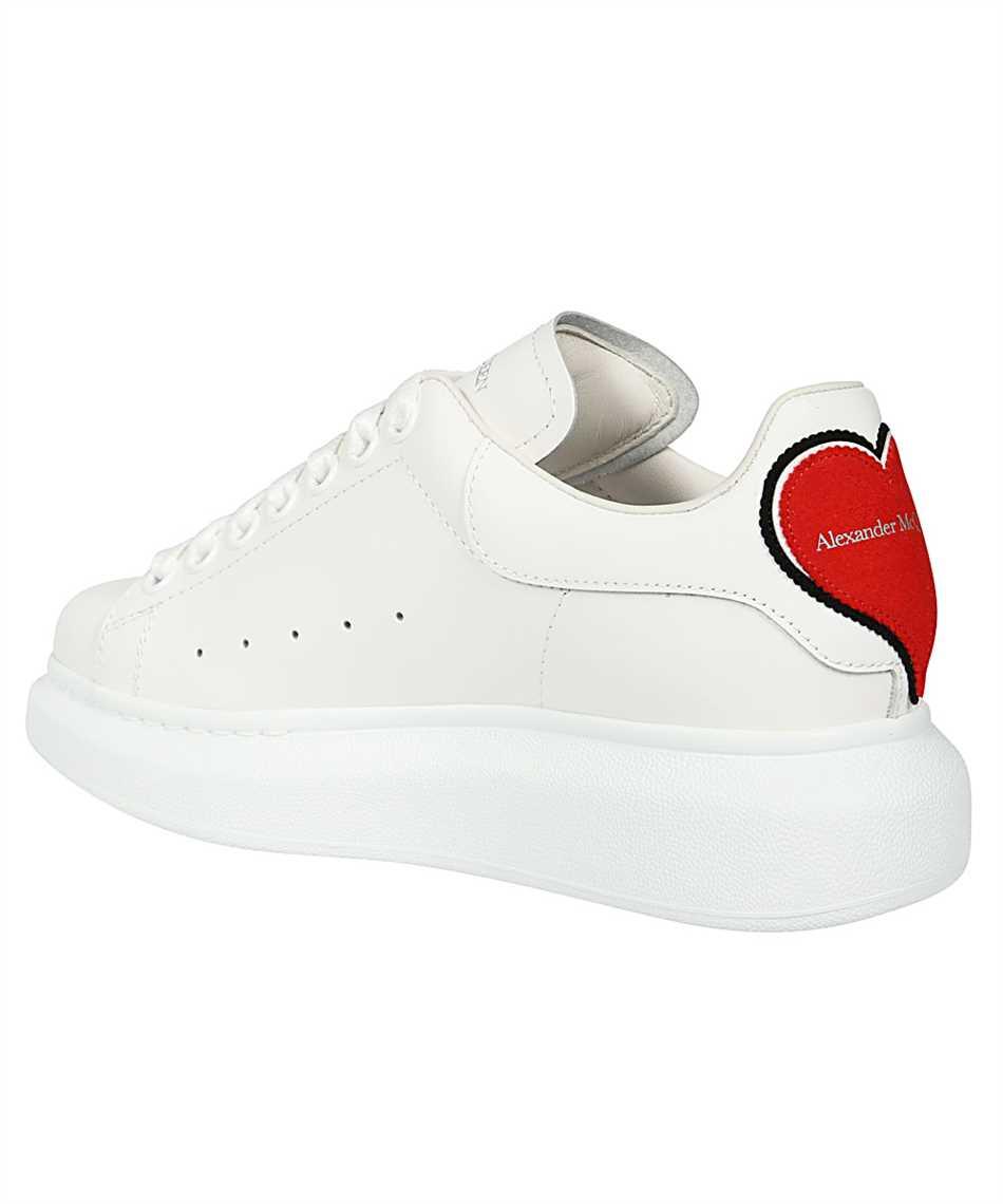 Alexander McQueen 641859 WHZ4E OVERSIZED Sneakers 3