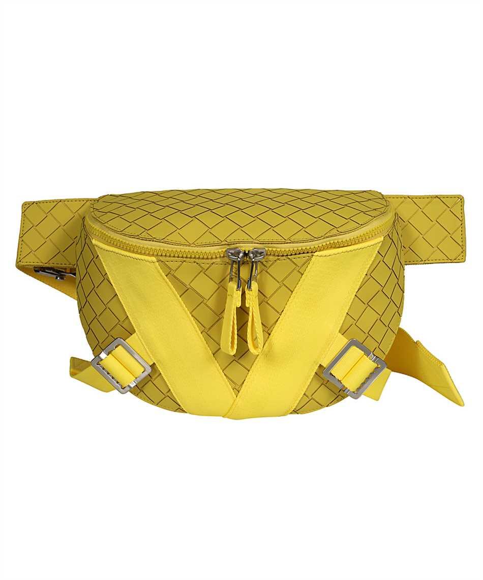 Bottega Veneta 652551 V0GK1 V-SHAPED RIBBON MOTIF Belt bag 1