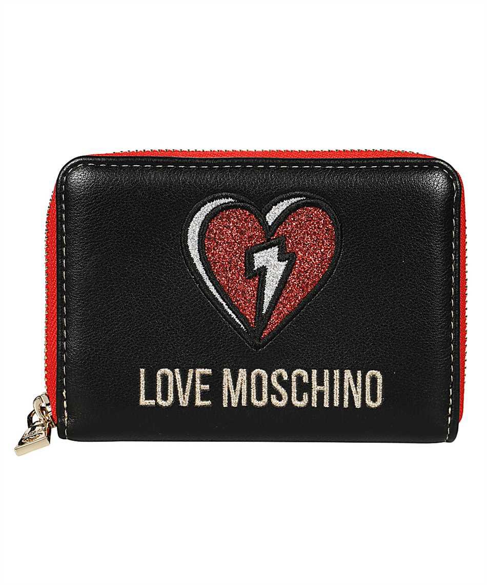 LOVE MOSCHINO JC5638PP0BKJ Peňaženka 1