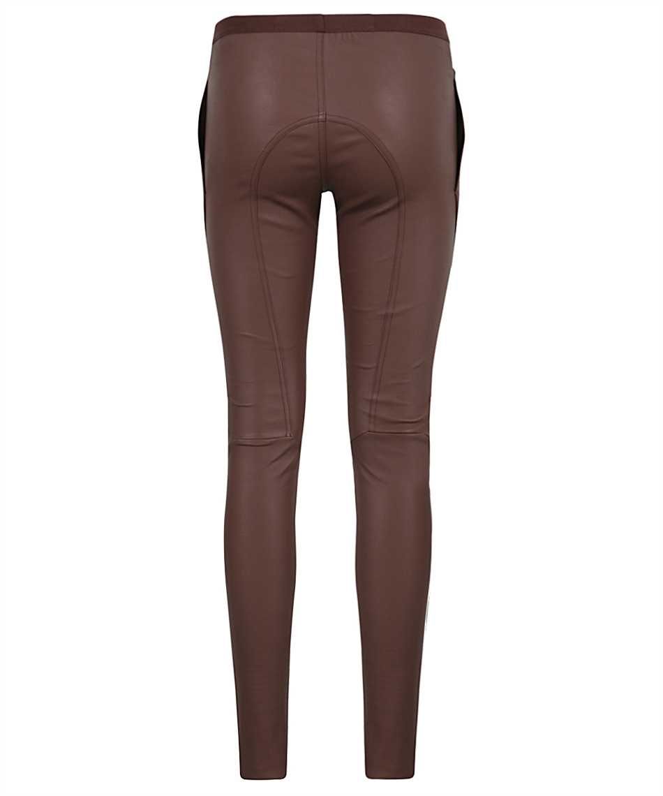 Rick Owens RP21S3319LS SLIM-FIT LEATHER Trousers 2