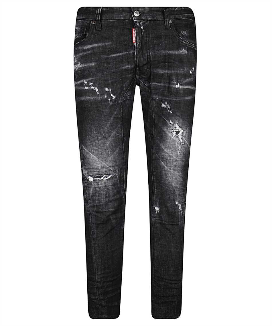 Dsquared2 S71LB0801 S30357 TIDY BIKER Jeans 1