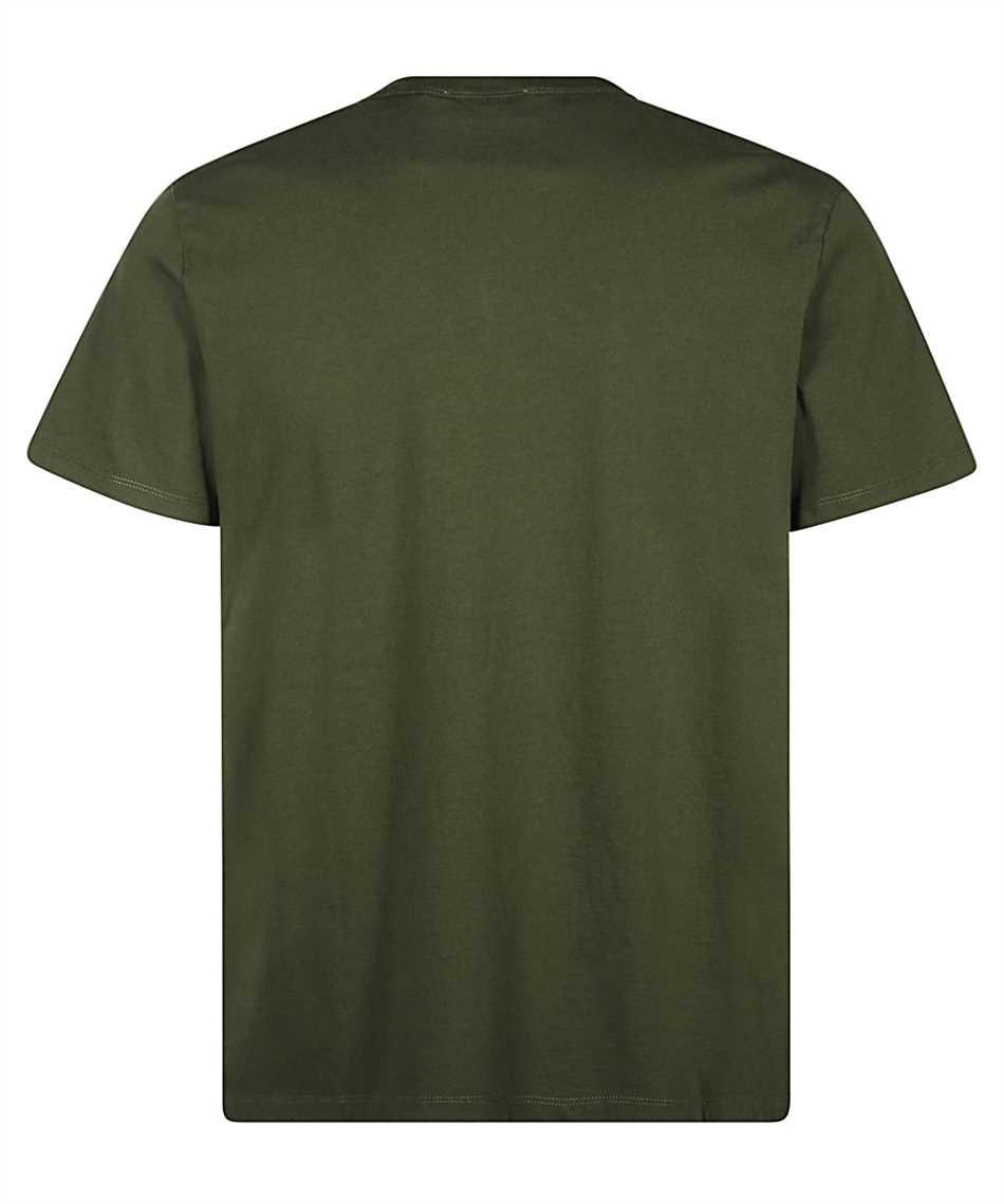 Maison Kitsune GM00113KJ0008 HANDWRITING CLASSIC T-Shirt 2