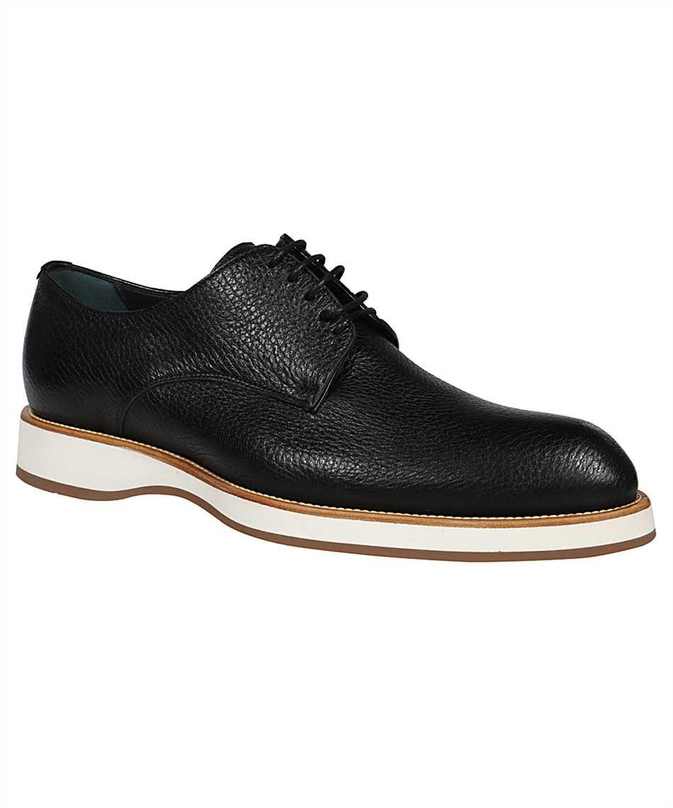 Brioni QEH60L P7731 OXFORD CARDINAL Shoes 2