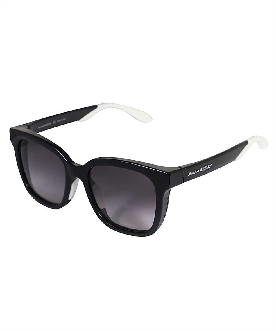Alexander McQueen 640810 J0742 COURT SQUARE Sunglasses 2