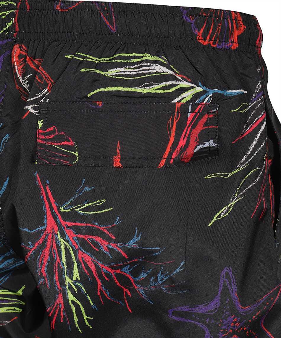 Emporio Armani 211740 1P440 NEON SEAWORLD PRINT Swim shorts 3