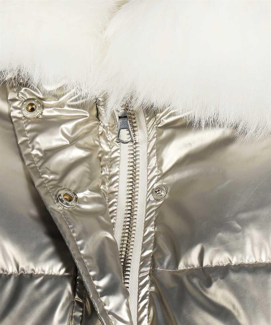 Yves Salomon 21WYV01763TEDO FOX FUR Jacket 3