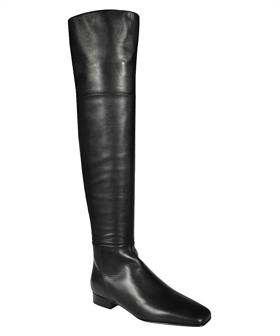 Versace DST473E DV11N SAFETY PIN FLAT Boots 2