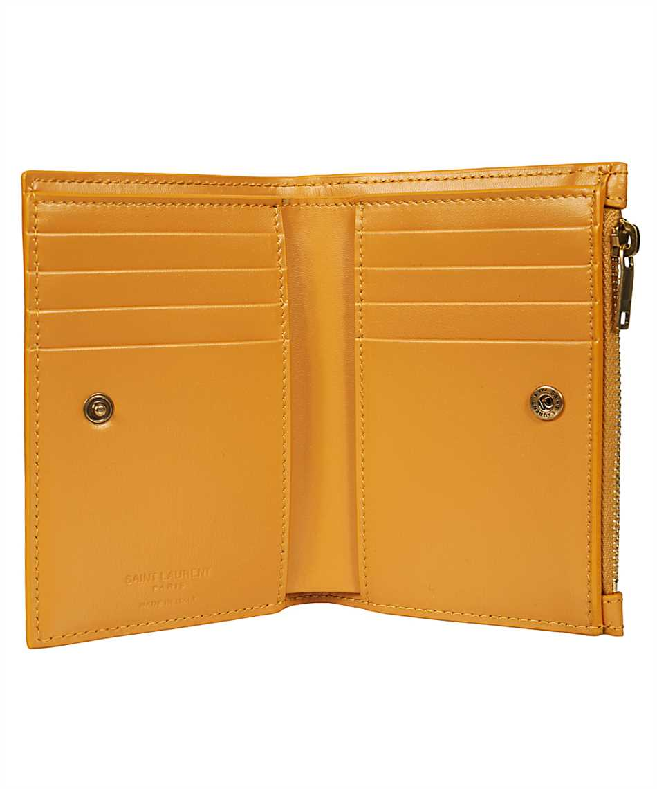 Saint Laurent 580058 1JB0W BI-FOLD Wallet 3