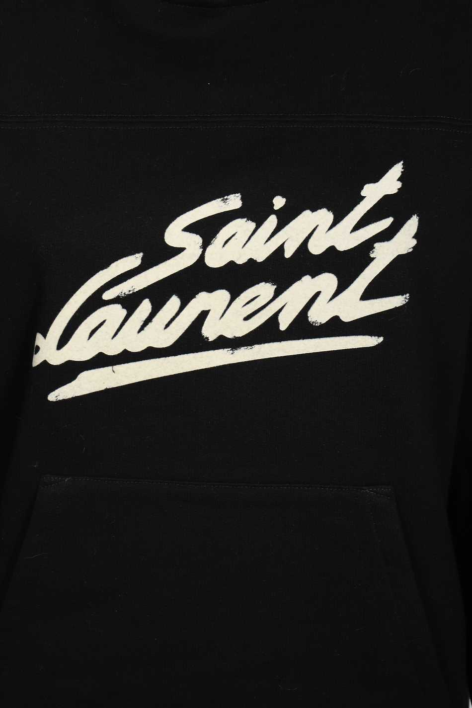 Saint Laurent 631826 YBVB2 '50s SIGNATURE Kapuzen-Sweatshirt 3