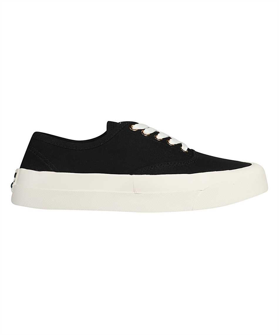 Maison Kitsune CU04706WW9000 CANVAS LACED Sneakers 1