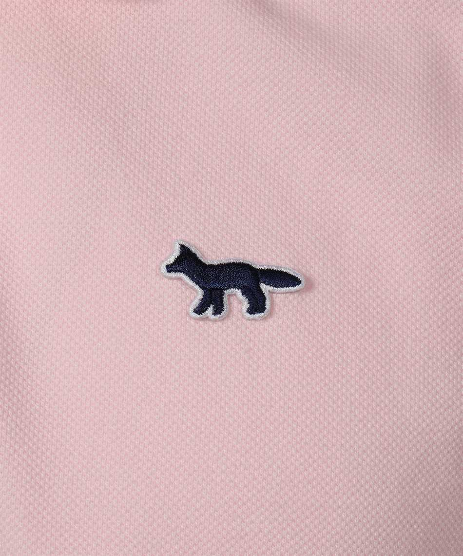 Maison Kitsune GM00228KJ7007 FOX PATCH CLASSIC Polo 3