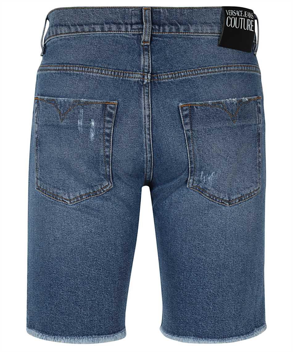 Versace Jeans Couture A4GWA177 AR883 DENIM Krátke nohavice 2