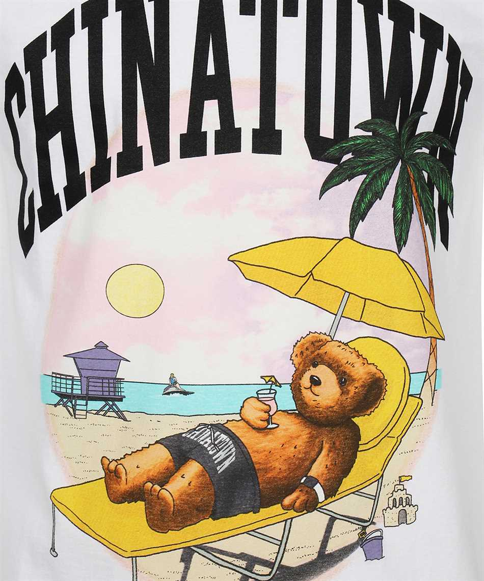Chinatown Market 1990270 SMILEY BEACH BEAR T-Shirt 3
