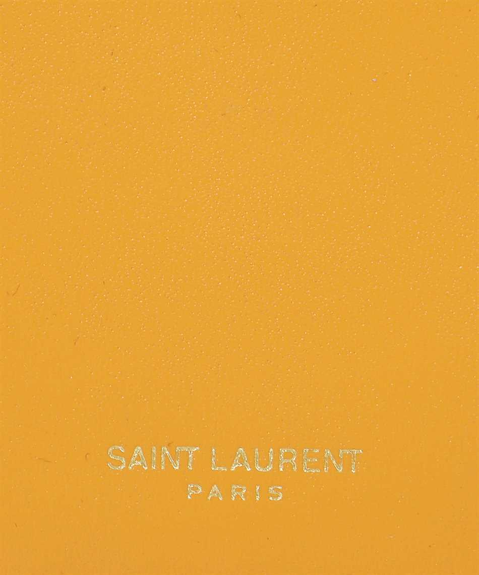 Saint Laurent 631992 1JB0W FRAGMENTS Card holder 3