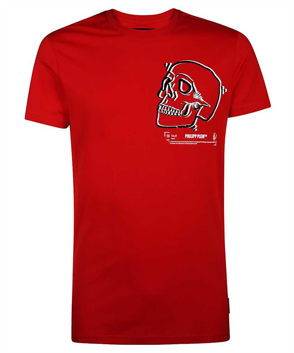 Philipp Plein F20C MTK4565 PJY002N SS OUTLINE T-Shirt 1