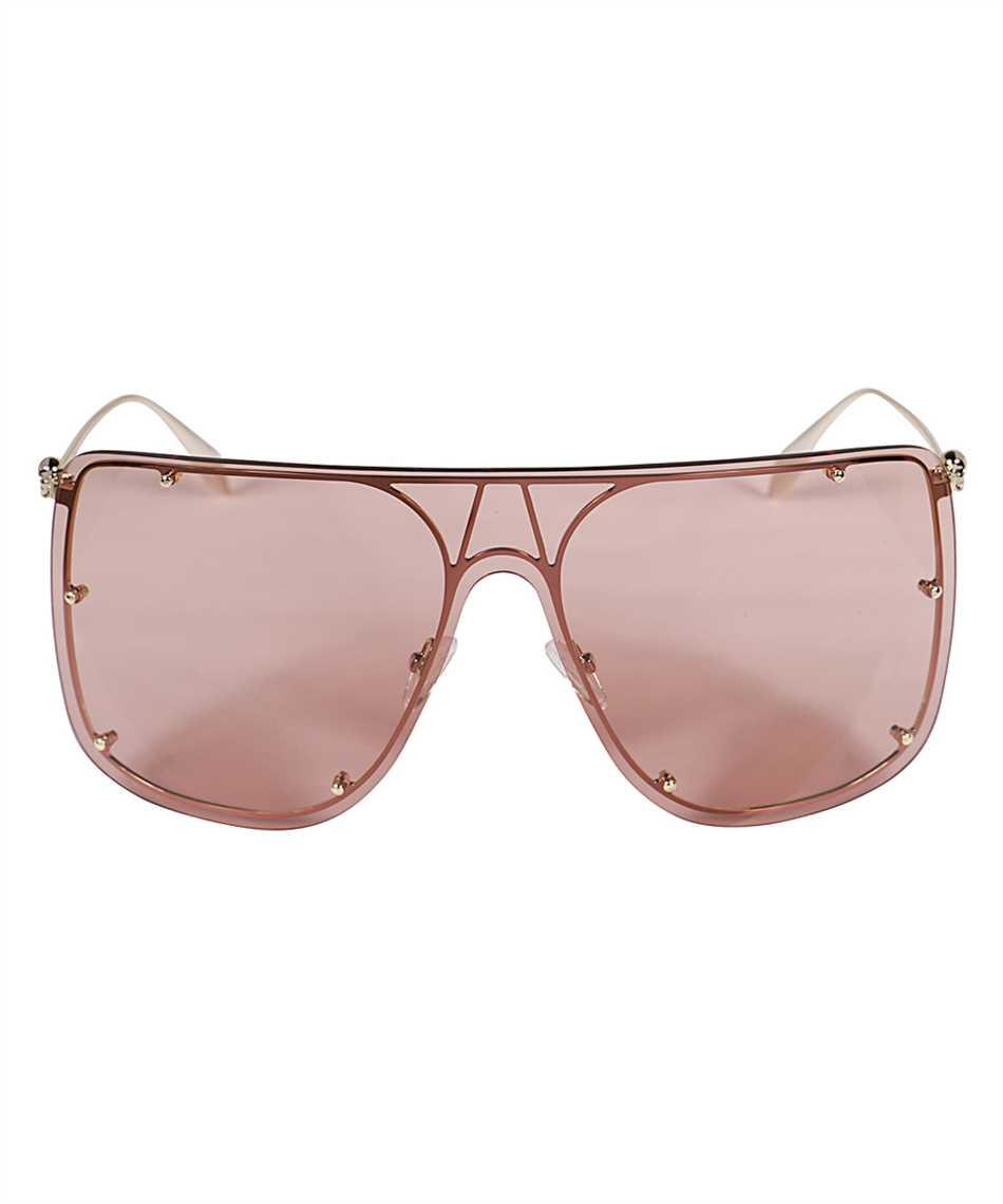 Alexander McQueen 649846 I3330 SKULL MASK Sonnenbrille 1