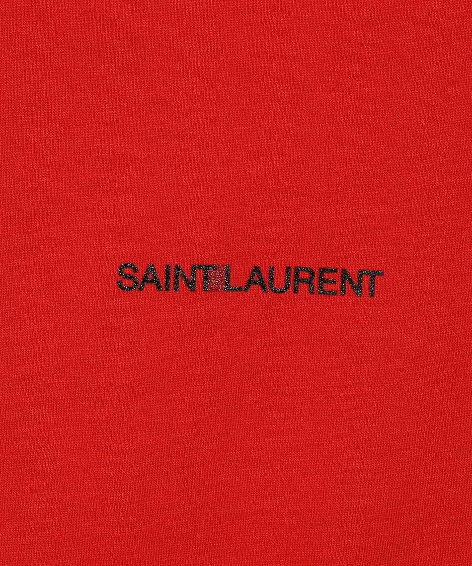 Saint Laurent 641192 YBYL2 LOGO Tričko 3