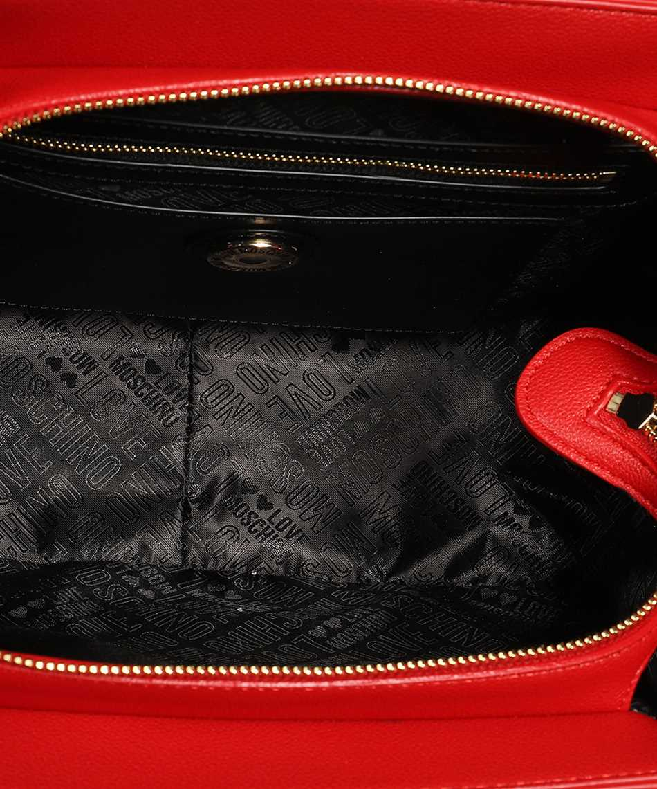 LOVE MOSCHINO JC4237PP0CKF SHOPPER LOVE CHARM Bag 3