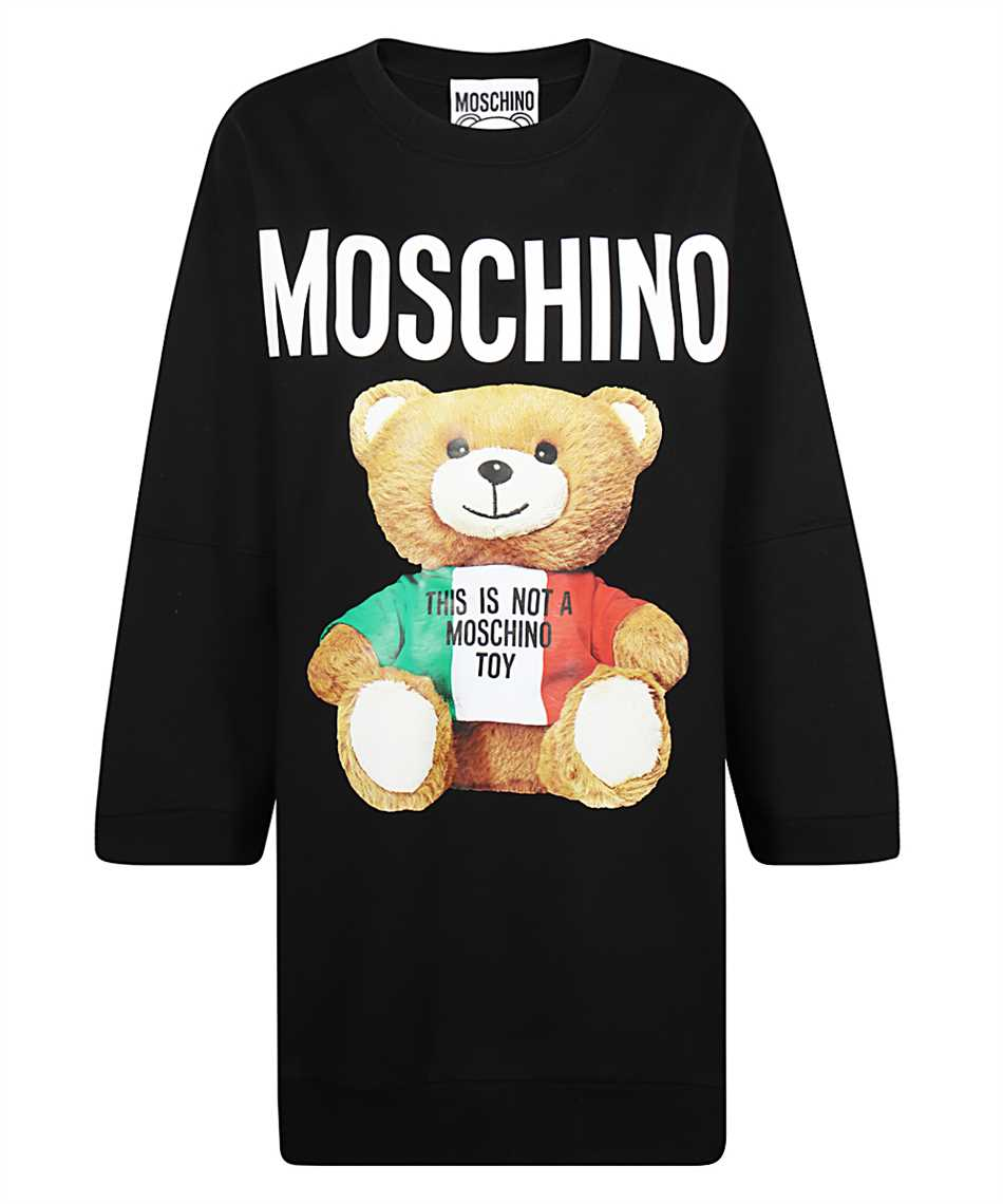 Moschino V0415 527 ITALIAN TEDDY BEAR Dress 1