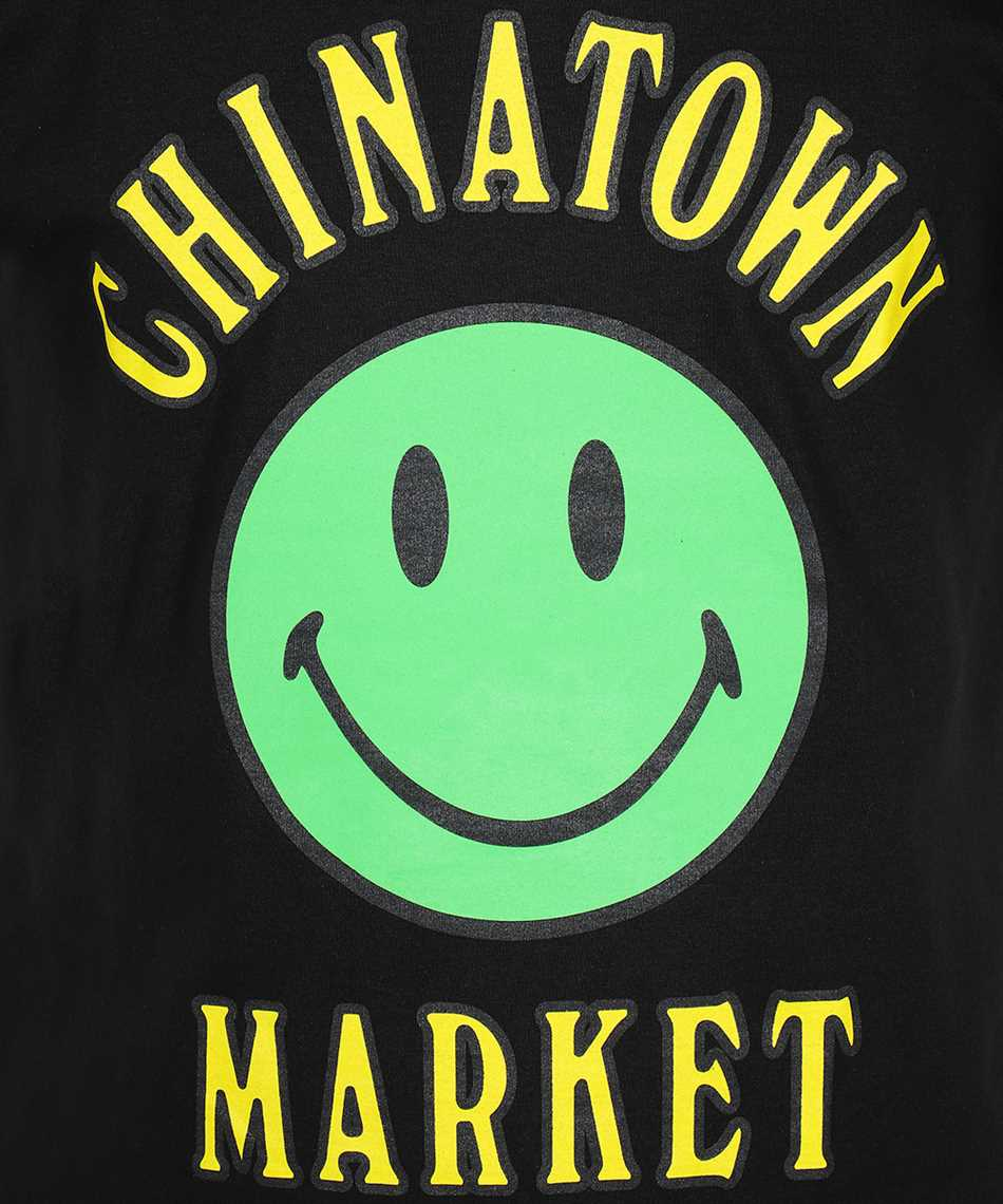 Chinatown Market 1990273 SMILEY MULTI Tričko 3
