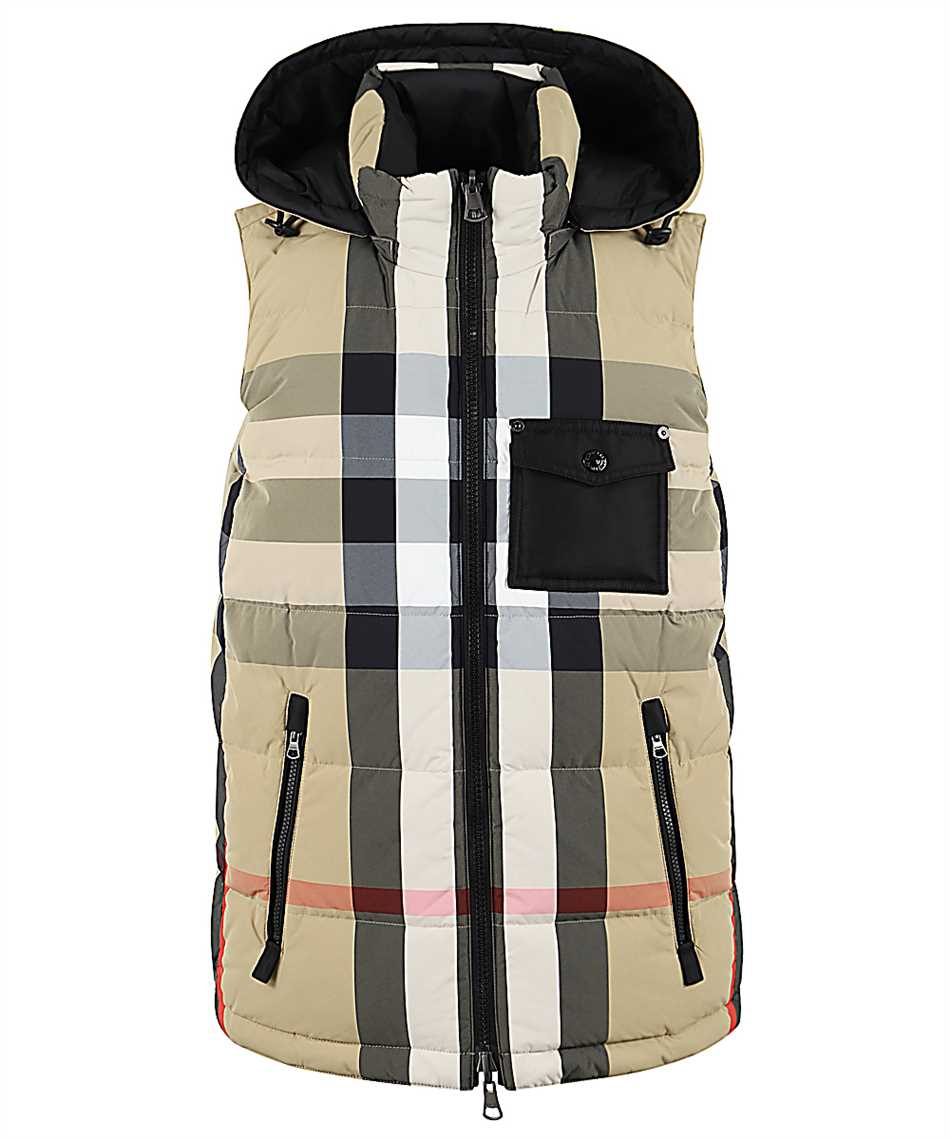 Burberry 8033432 REVERSIBLE RECYCLED NYLON Gilet 1