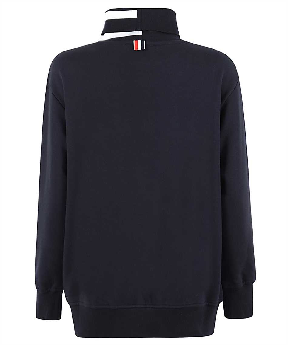 Thom Browne FJT149A 06931 OVERSIZED TURTLE NECK Knit 2