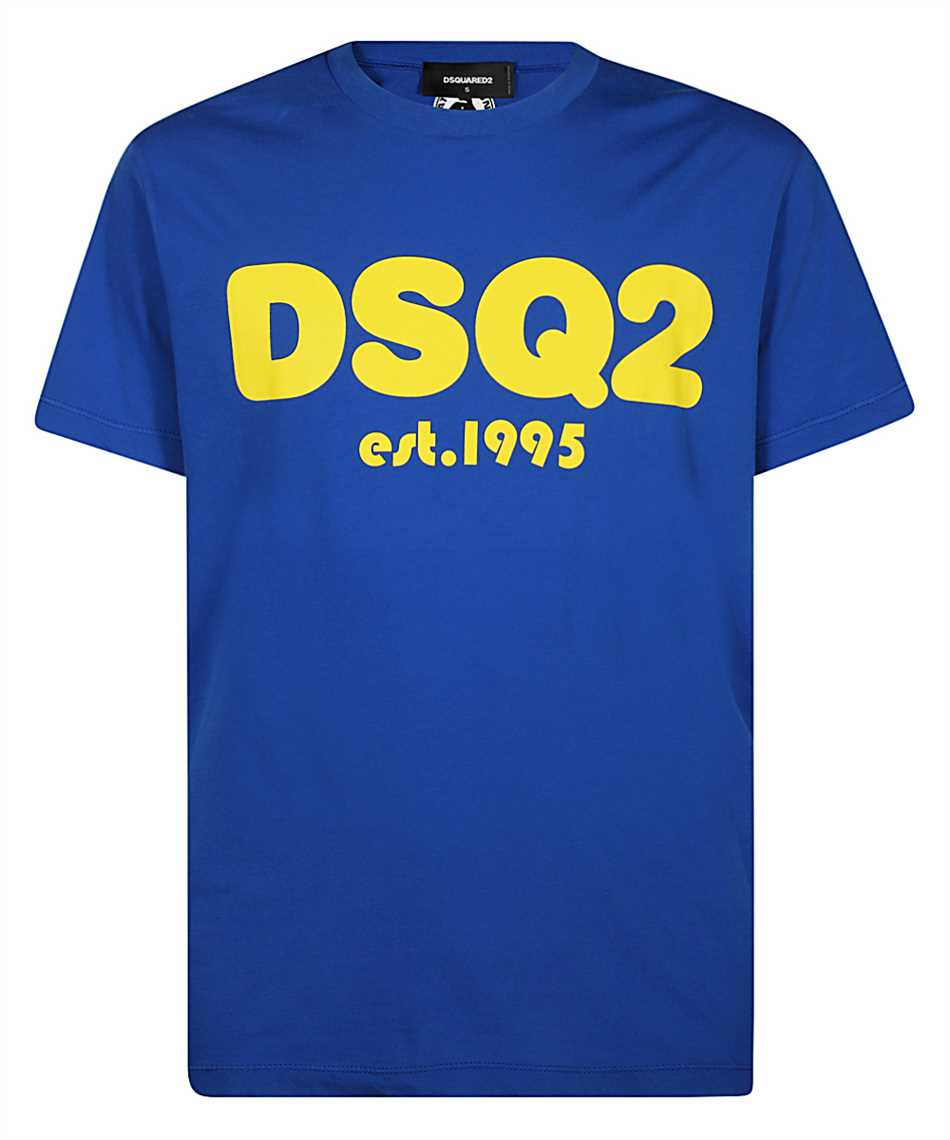 Dsquared2 S74GD0838 S21600 Tričko 1