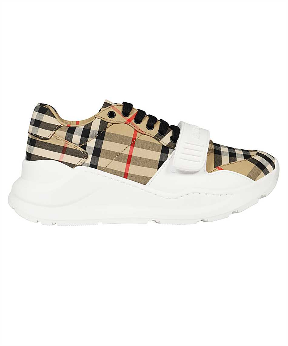 Burberry 8020281 VINTAGE CHECK COTTON Sneakers 1