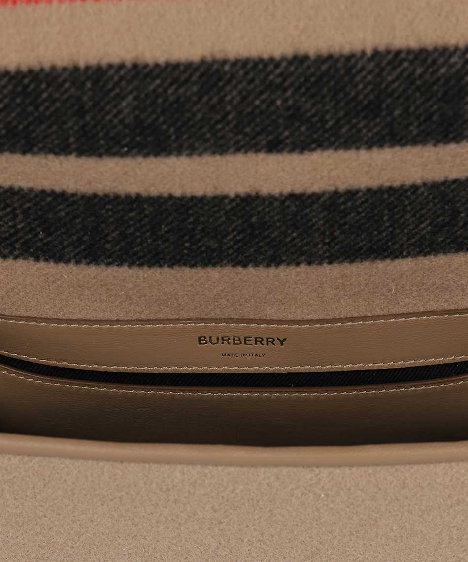 Burberry 8036797 SMALL STRIPED WOOL LOLA Bag 3