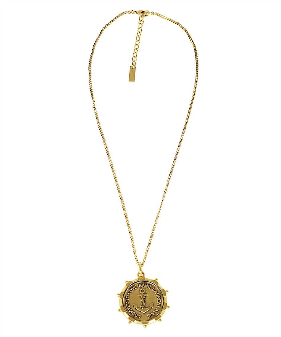 Saint Laurent 636004 Y1500 OPYUM ANCHOR Necklace 1