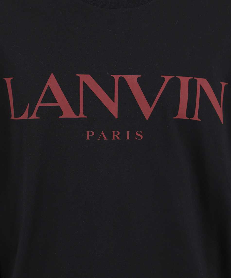 Lanvin RM-JE0070 JR31 H20 Tričko 3