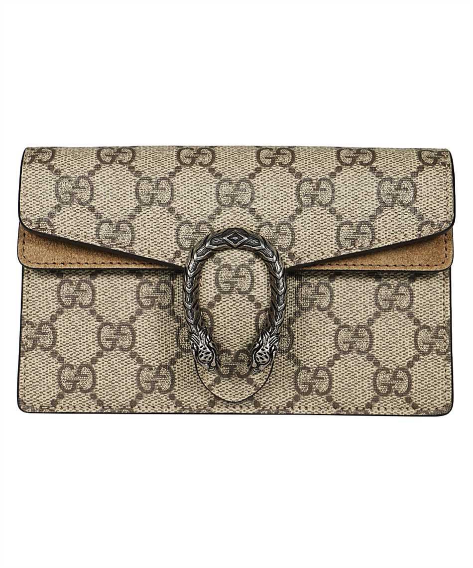 Gucci 476432 KHNRN DYONISUS GG SUPREME SUPER MINI Bag 1