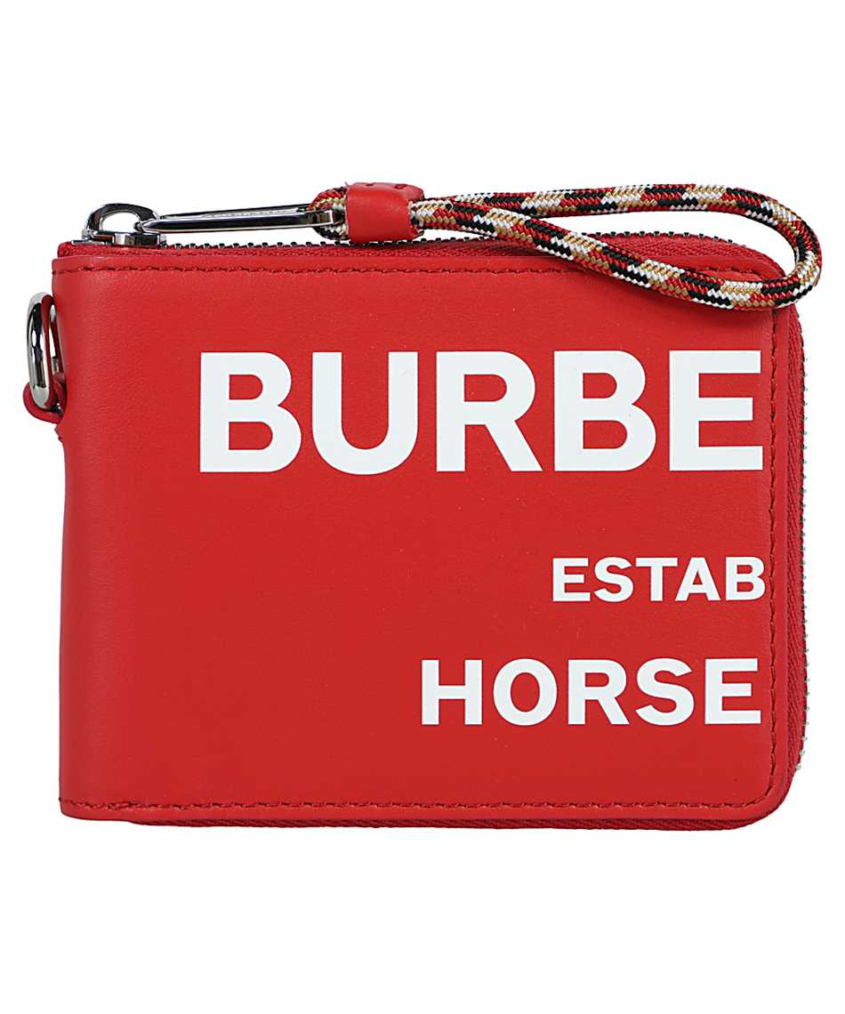 Burberry 8037589 HORSEFERRY ZIPAROUND Wallet 1
