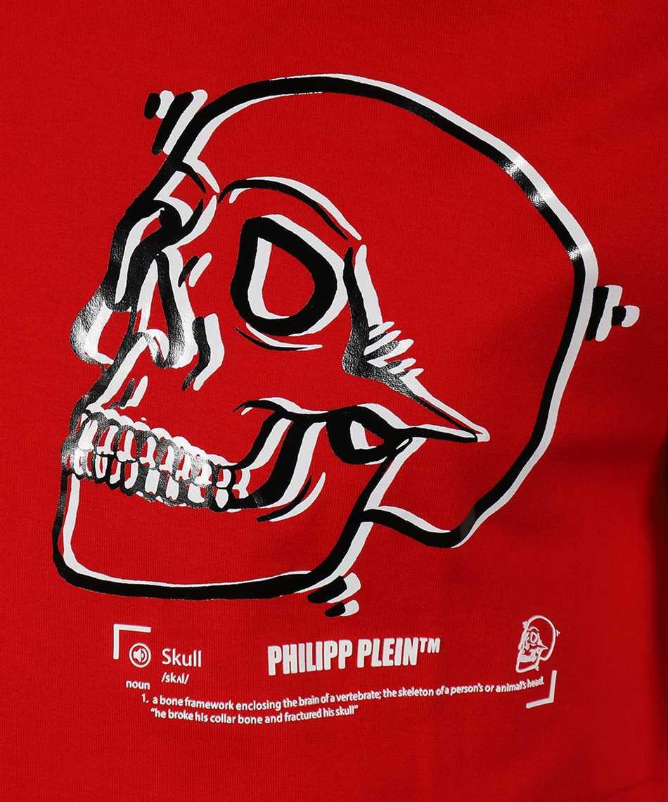 Philipp Plein F20C MTK4565 PJY002N SS OUTLINE T-Shirt 3