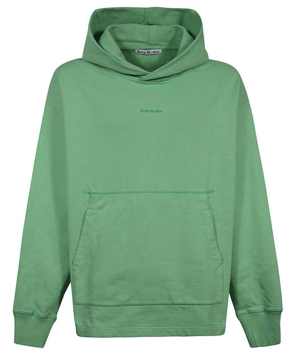 Acne FN MN SWEA000175 OVERSIZED Kapuzen-Sweatshirt 1