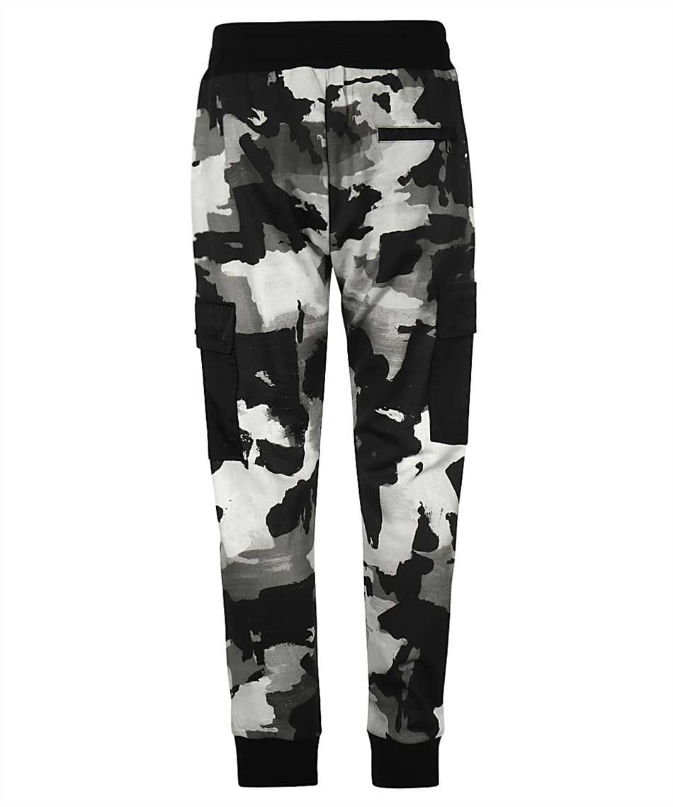 Dolce & Gabbana GWEGAZ HS7ES CAMOUFLAGE JOGGING Trousers 2