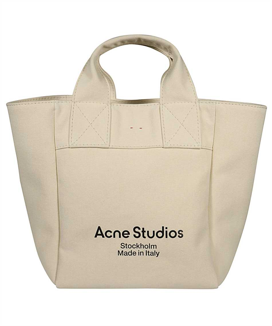 Acne FN UX BAGS000033 LARGE CANVAS SHOPPER Tasche 1