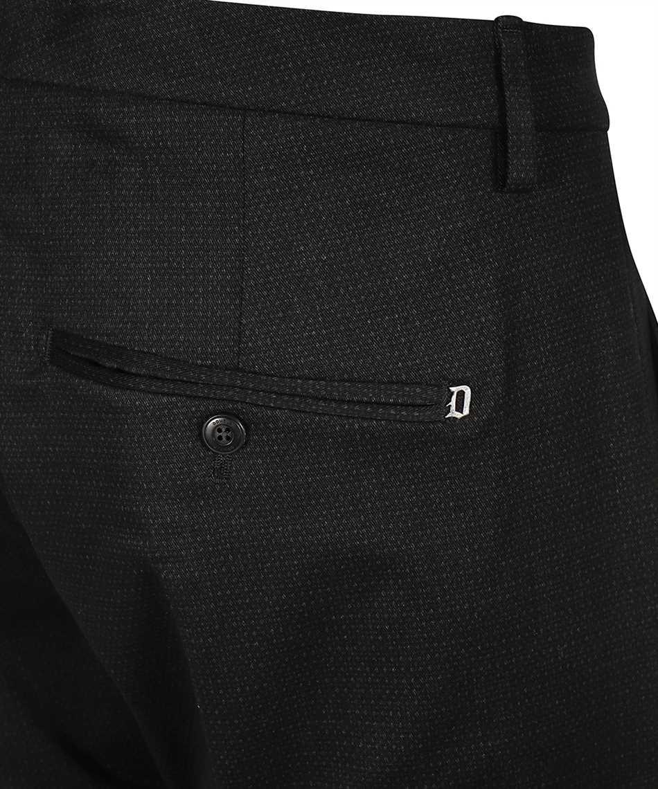 Don Dup UP235 FSE217U XXX GAUBERT SLIM-FIT Trousers 3