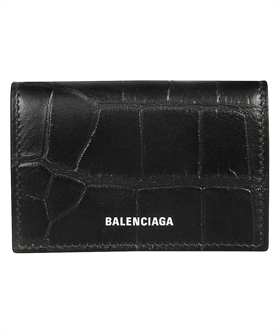 Balenciaga 558208 1EIA3 VILLE MINI Wallet 1