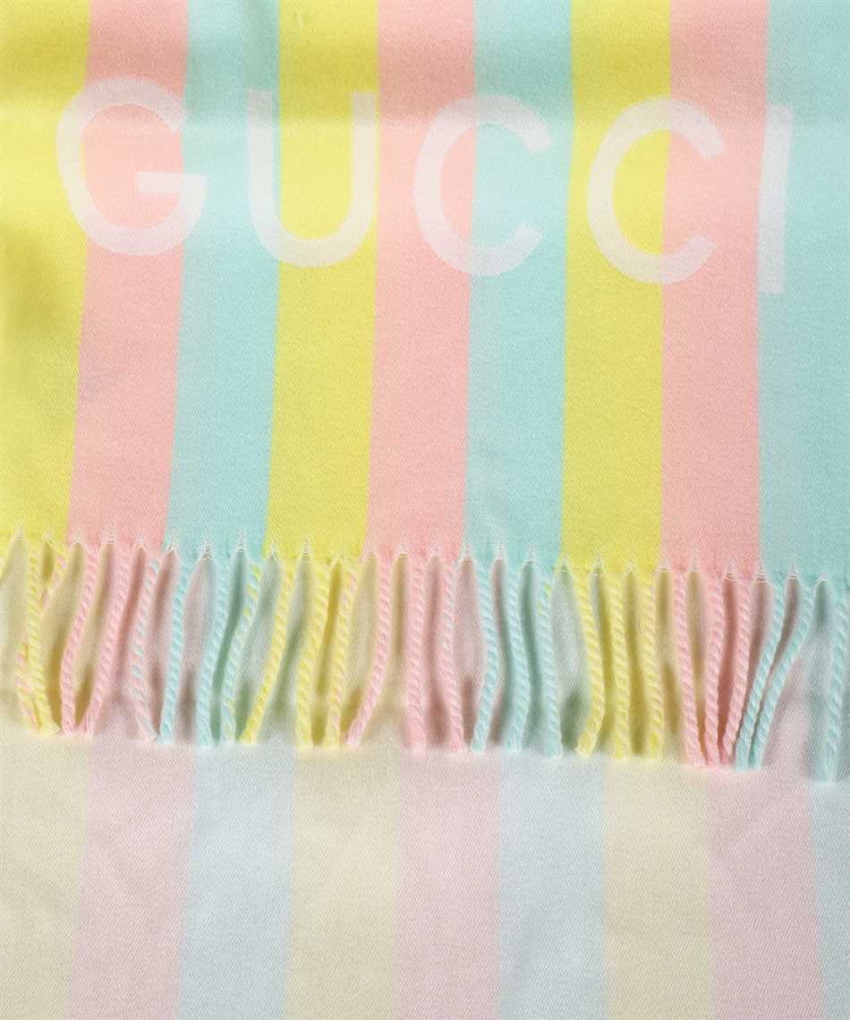 Gucci 627873 3GD91 Šál 2