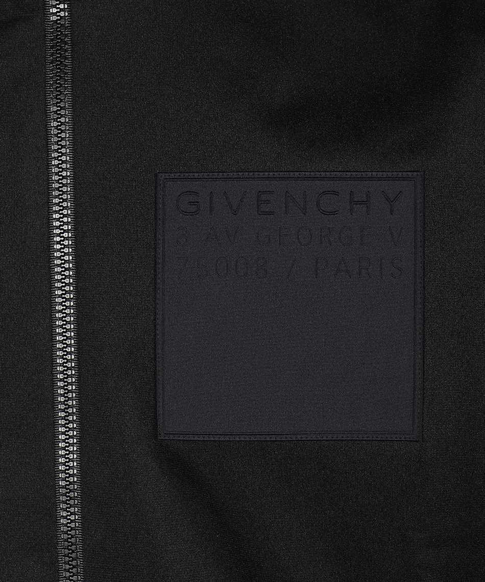 Givenchy BMJ07W300B ADDRESS PATCH SPORT Sweatshirt 3