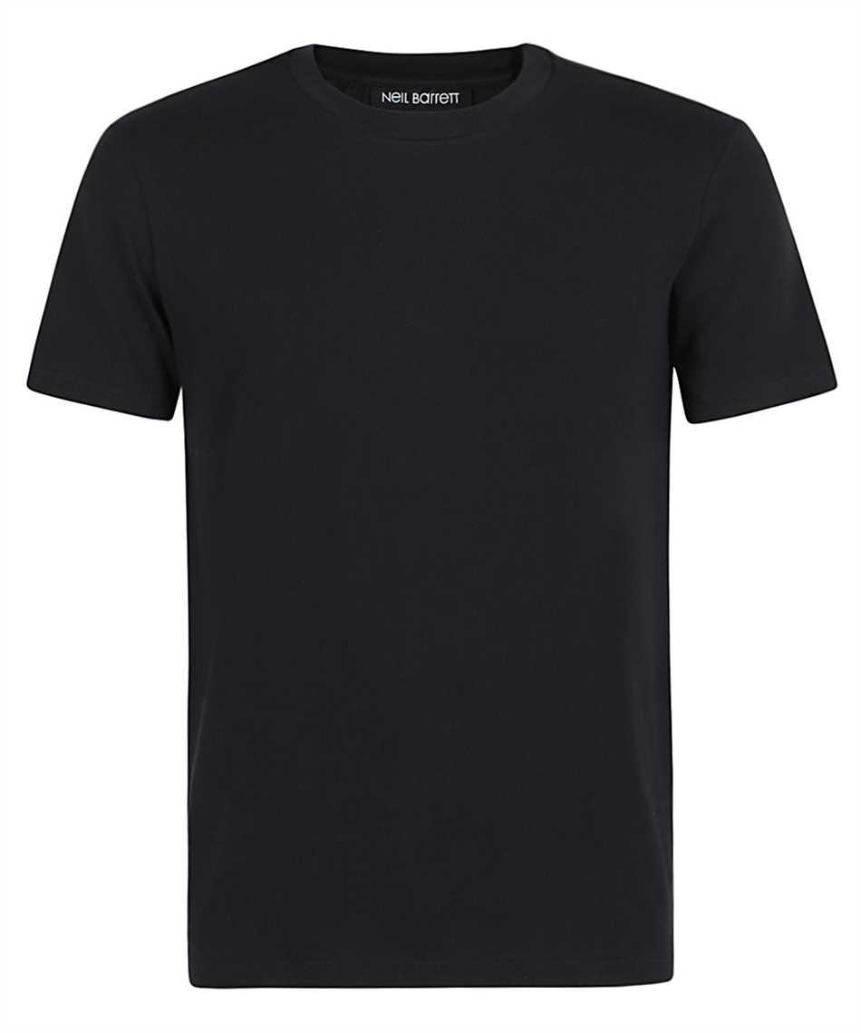 Neil Barrett PBJT930 Q559S TRAVEL 2 PACK T-Shirt 1