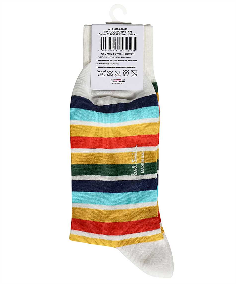 Paul Smith M1A 380A FF520 RAJESH Socks 2