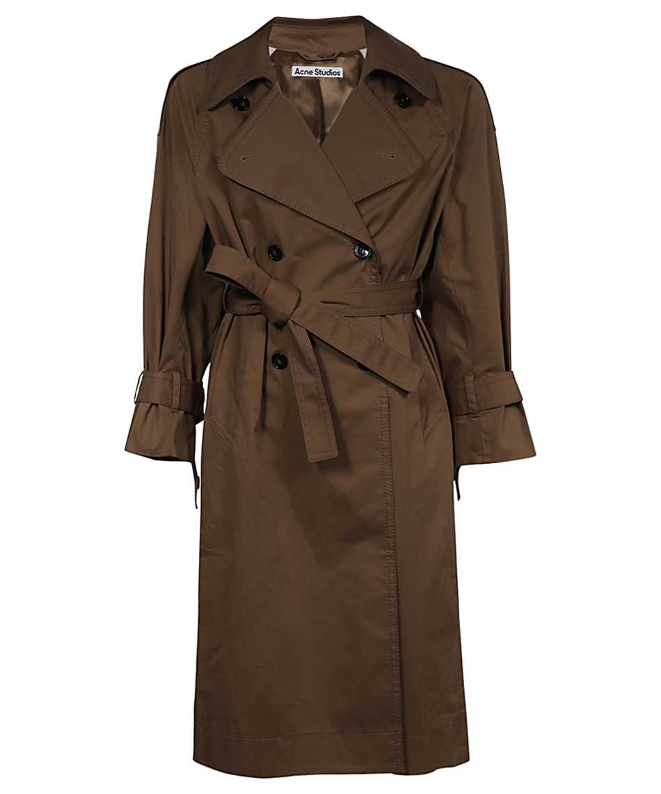 Acne FN WN OUTW000423 TRENCH Kabát 1
